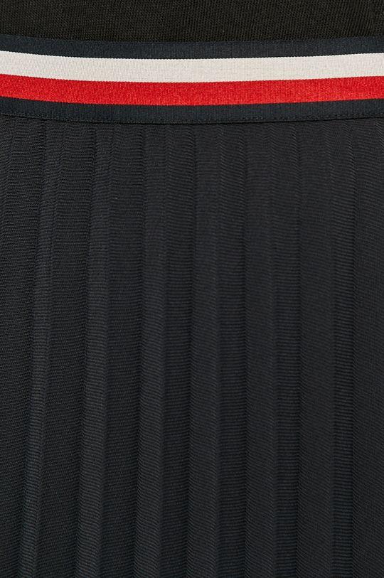 granatowy Tommy Hilfiger - Spódnica