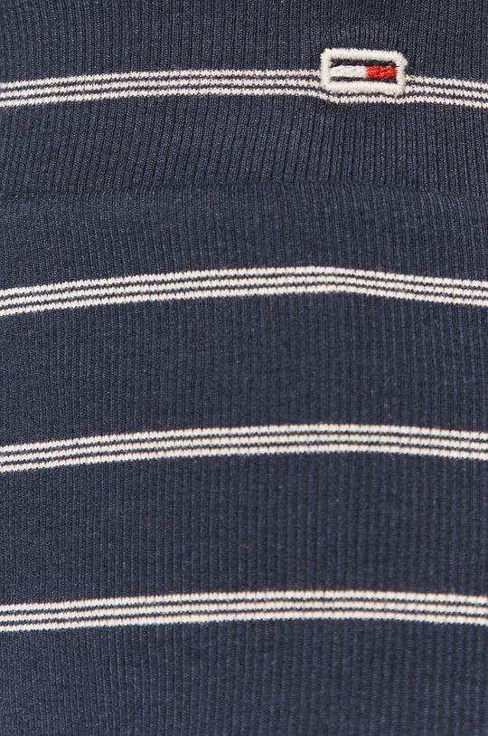 tmavomodrá Tommy Jeans - Sukňa