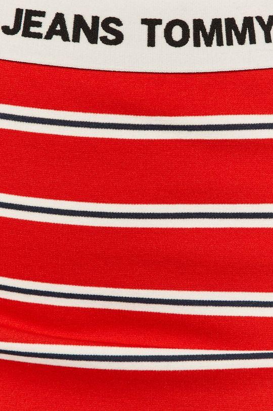 červená Tommy Jeans - Sukňa