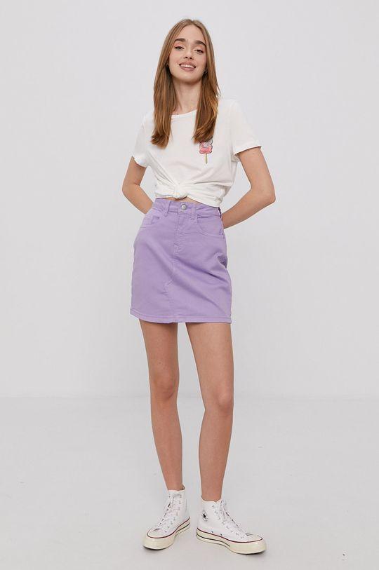 Jacqueline de Yong - Sukně fialová