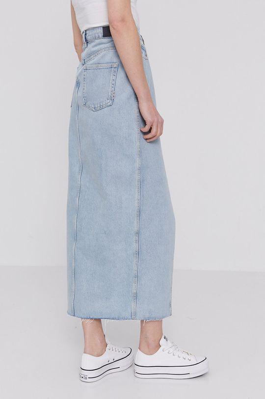 Scotch & Soda - Spódnica jeansowa 100 % Bawełna