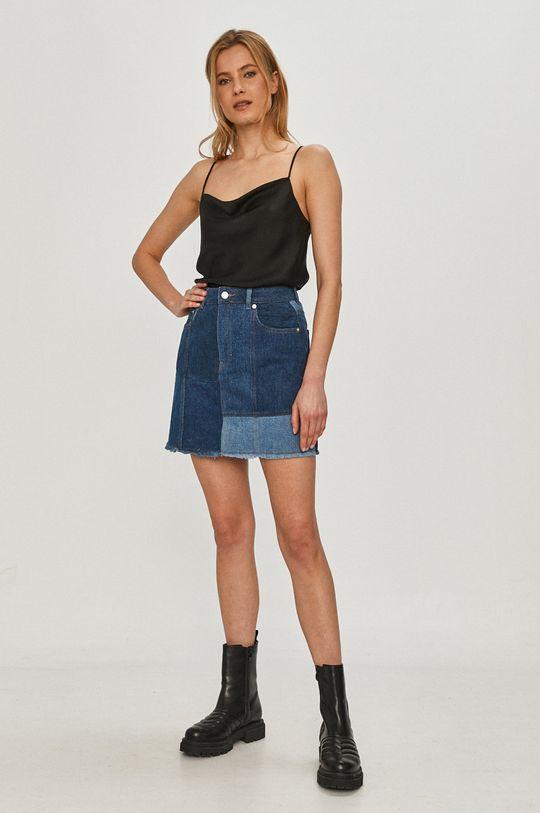 niebieski The Kooples - Spódnica jeansowa Damski