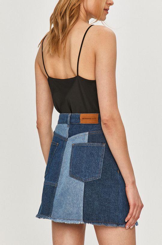 The Kooples - Spódnica jeansowa 100 % Bawełna