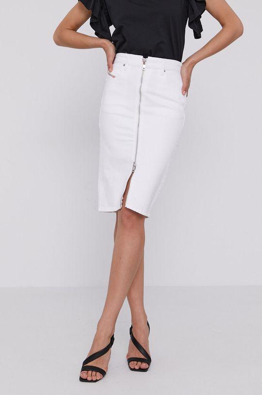 biela Diesel - Rifľová sukňa Dámsky