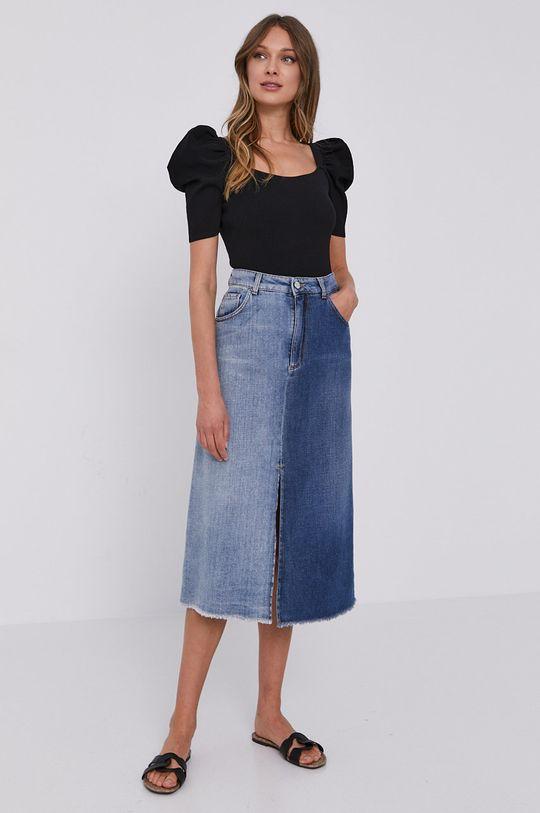 Beatrice B - Spódnica jeansowa niebieski