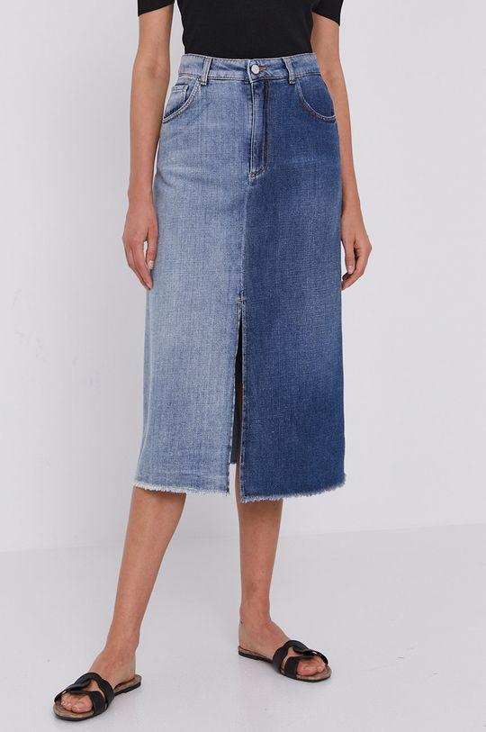 Beatrice B - Spódnica jeansowa 100 % Bawełna