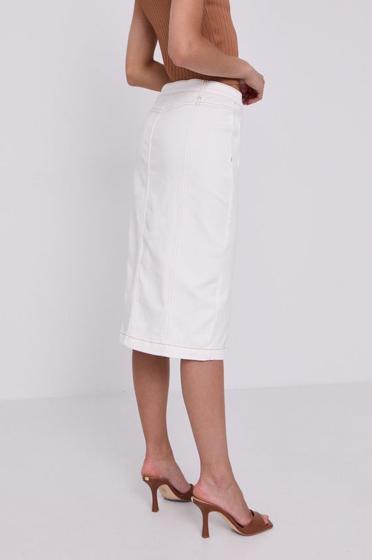Pinko - Spódnica jeansowa 99 % Bawełna, 1 % Elastan