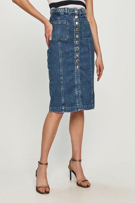 modrá Pinko - Rifľová sukňa Dámsky