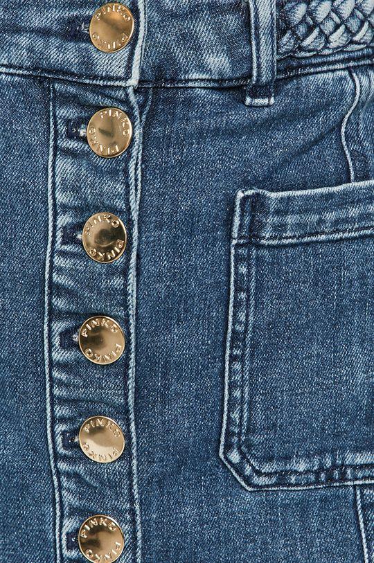 modrá Pinko - Rifľová sukňa