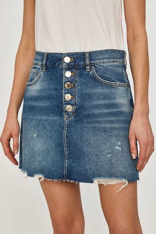 albastru Pinko - Fusta jeans De femei