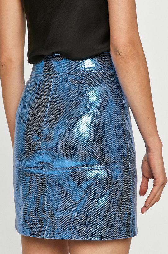 Pinko - Kožená sukňa  Podšívka: 100% Polyester Základná látka: 100% Prírodná koža