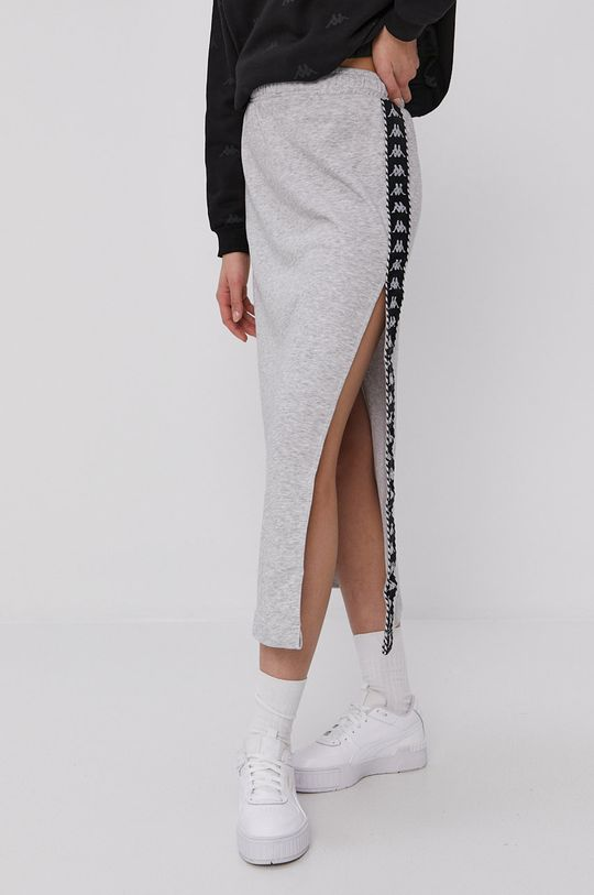 jasny szary Kappa - Spódnica