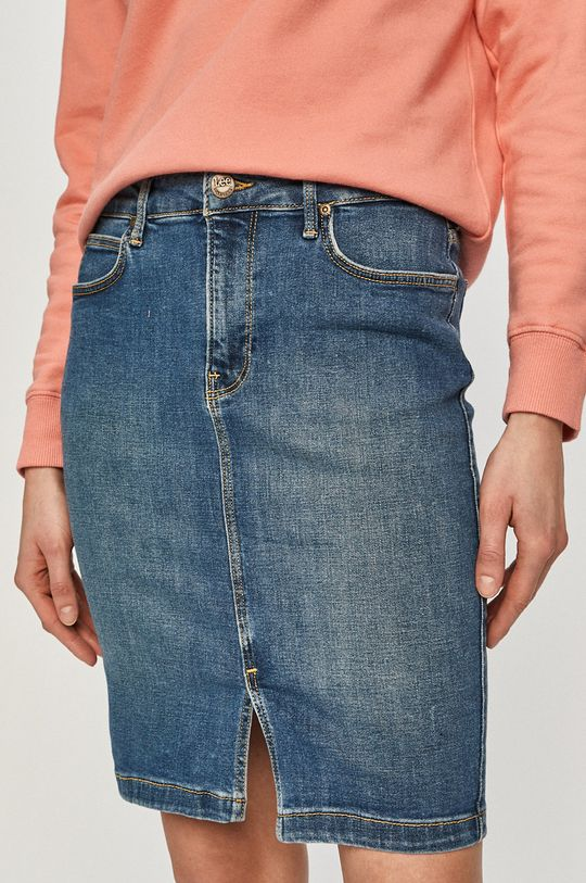 niebieski Lee - Spódnica jeansowa Damski