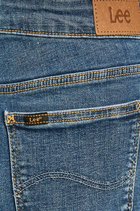 niebieski Lee - Spódnica jeansowa