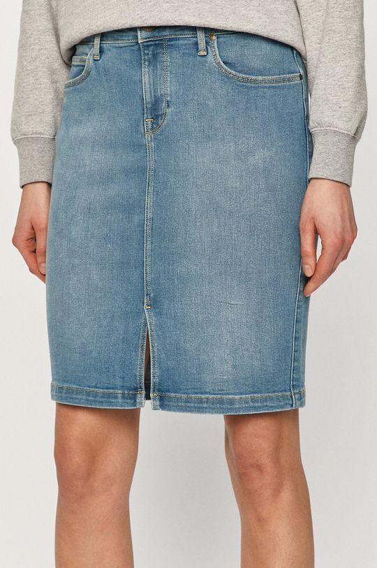 jasny niebieski Lee - Spódnica jeansowa Damski