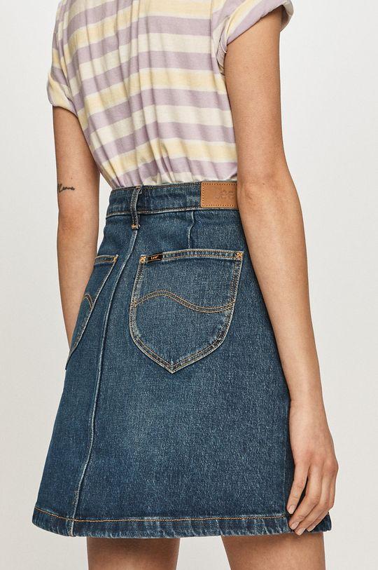 Lee - Spódnica jeansowa 99 % Bawełna organiczna, 1 % Elastan