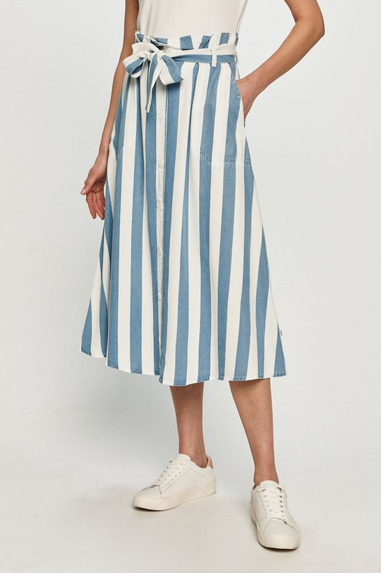 niebieski Lee - Spódnica Damski