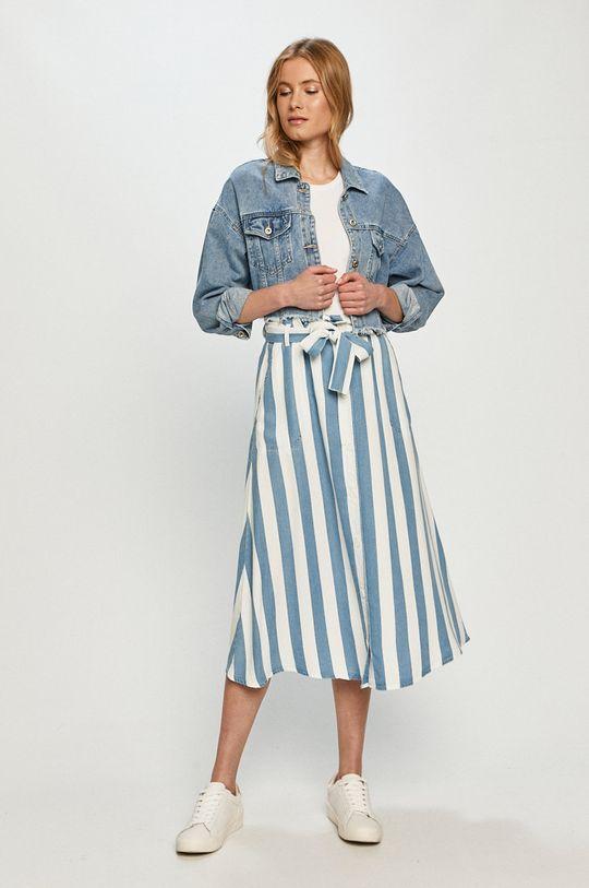 Lee - Spódnica niebieski