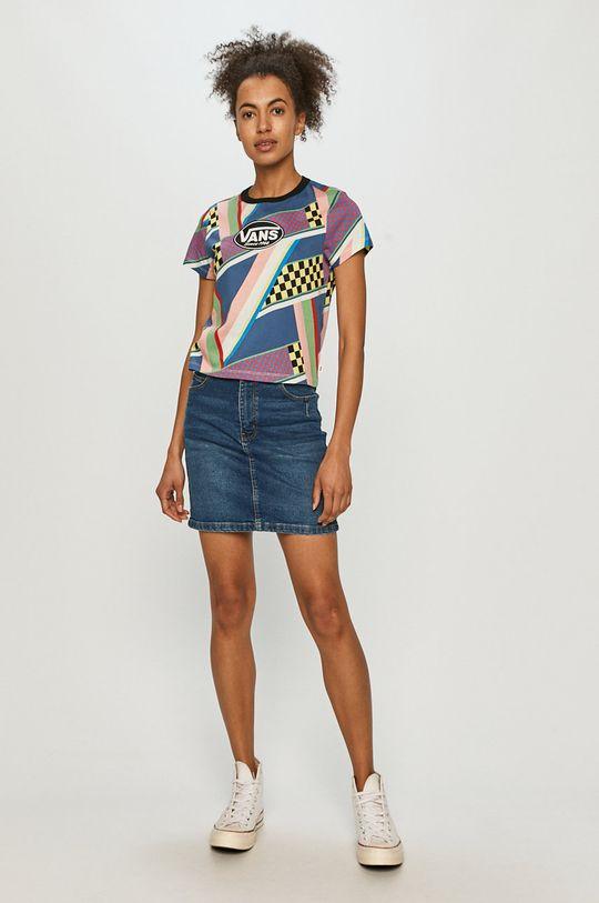 Tally Weijl - Spódnica jeansowa niebieski