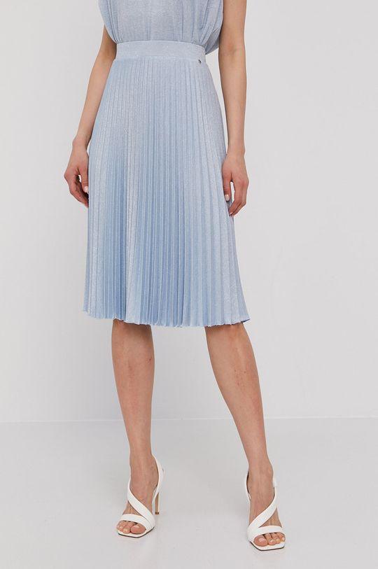 jasny niebieski NISSA - Spódnica Damski