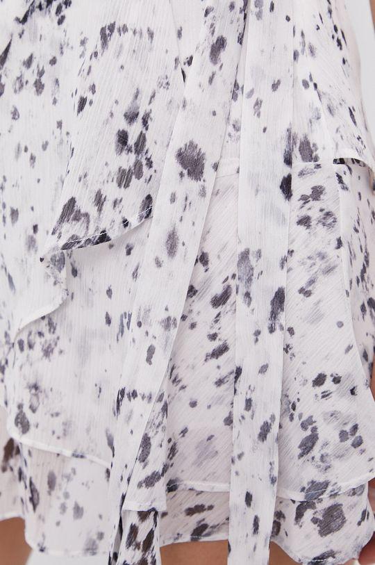 kremowy AllSaints - Spódnica
