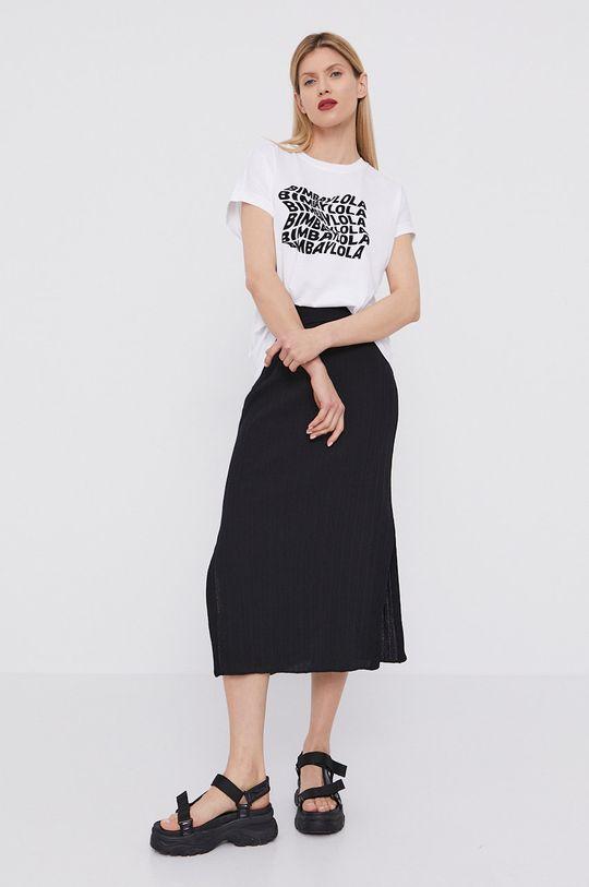 BIMBA Y LOLA - Spódnica czarny