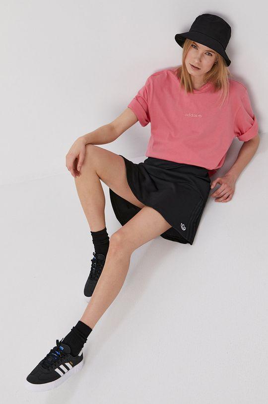 adidas Originals - Spódnica czarny