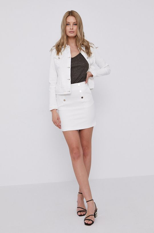 Morgan - Spódnica biały
