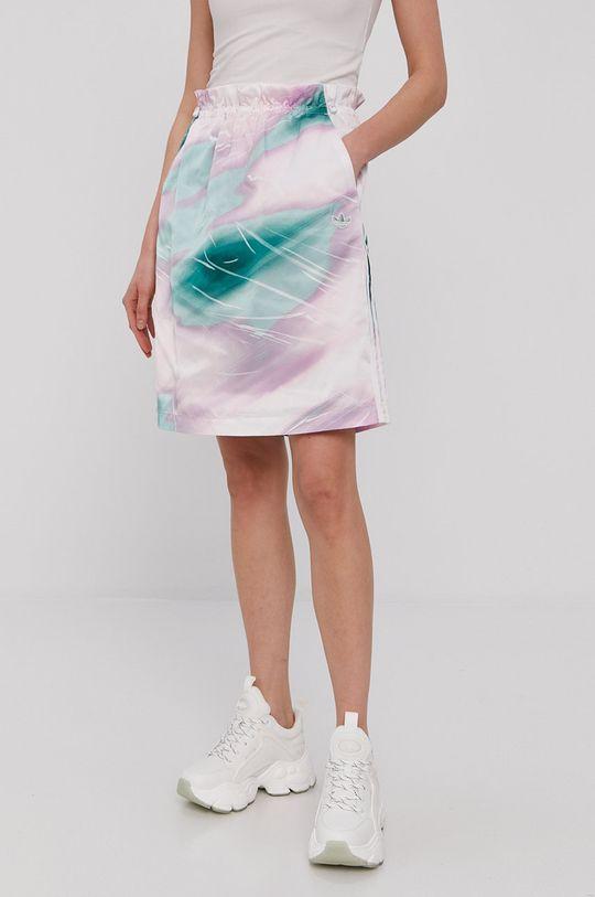 multicolor adidas Originals - Fusta street De femei