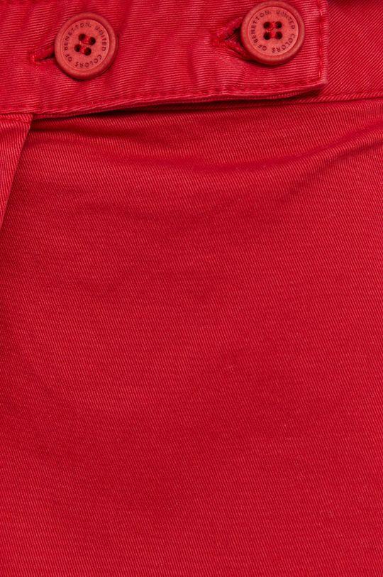 červená United Colors of Benetton - Sukňa