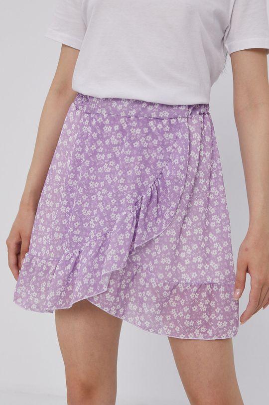 lawendowy Haily's - Spódnica Damski