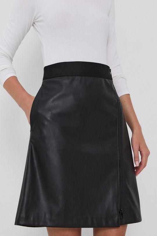 czarny Boss - Spódnica