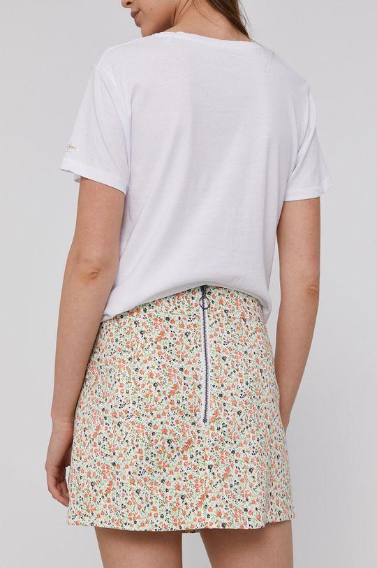 Pepe Jeans - Spódnica SARAH 98 % Bawełna, 2 % Elastan