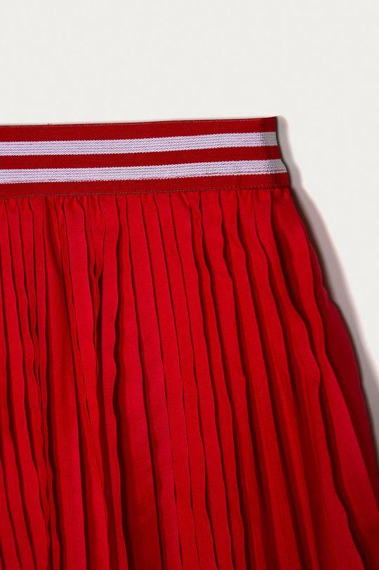 OVS - Dievčenská sukňa 104-140 cm  Základná látka: 100% Polyester Lepiaca páska: 23% Elastan, 77% Polyester