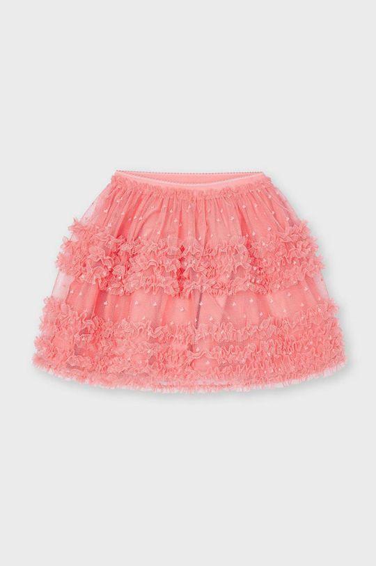 sýto ružová Mayoral - Dievčenská sukňa Dievčenský