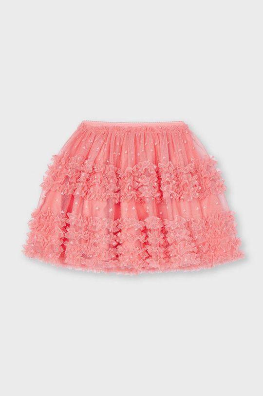 Mayoral - Dievčenská sukňa sýto ružová