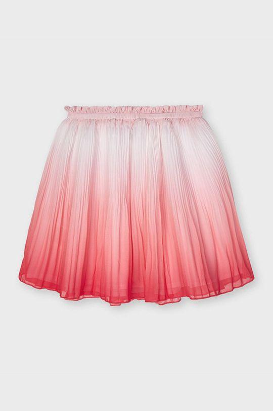 Mayoral - Spódnica dziecięca ostry różowy