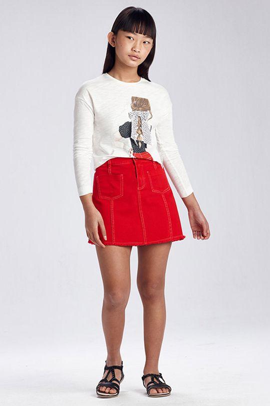 červená Mayoral - Dievčenská sukňa Dievčenský