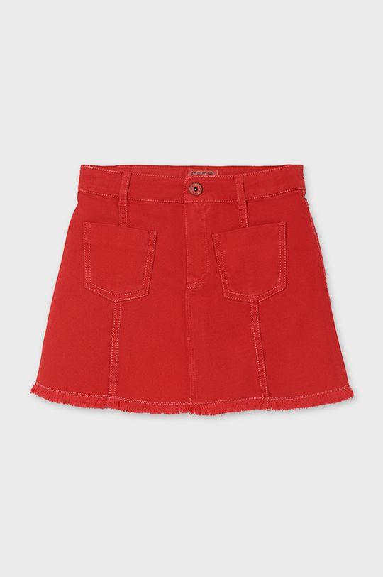 Mayoral - Dievčenská sukňa červená