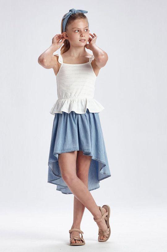 svetlomodrá Mayoral - Dievčenská sukňa Dievčenský