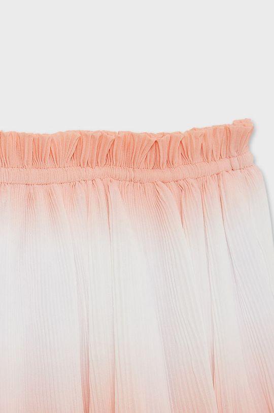 brzoskwiniowy Mayoral - Spódnica dziecięca