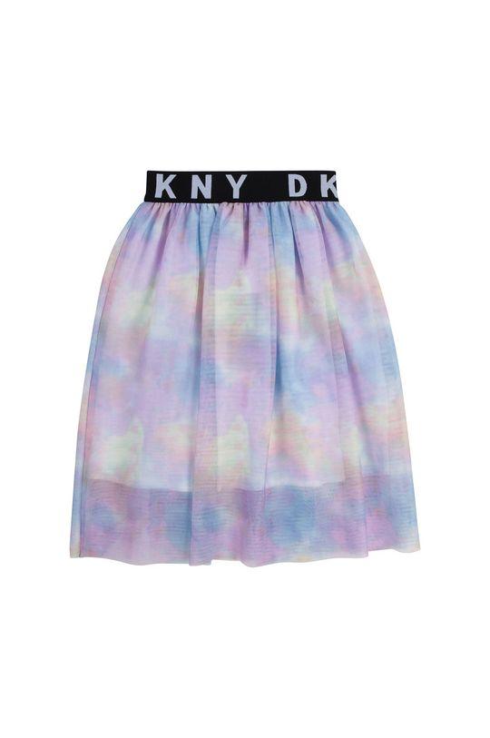 Dkny - Spódnica multicolor