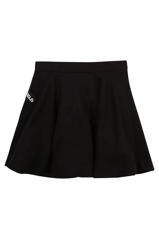 Karl Lagerfeld - Spódnica dziecięca Podszewka: 100 % Wiskoza, Materiał 1: 100 % Poliester, Materiał 2: 100 % Tencel