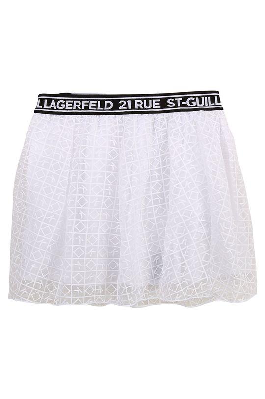 Karl Lagerfeld - Spódnica dziecięca biały