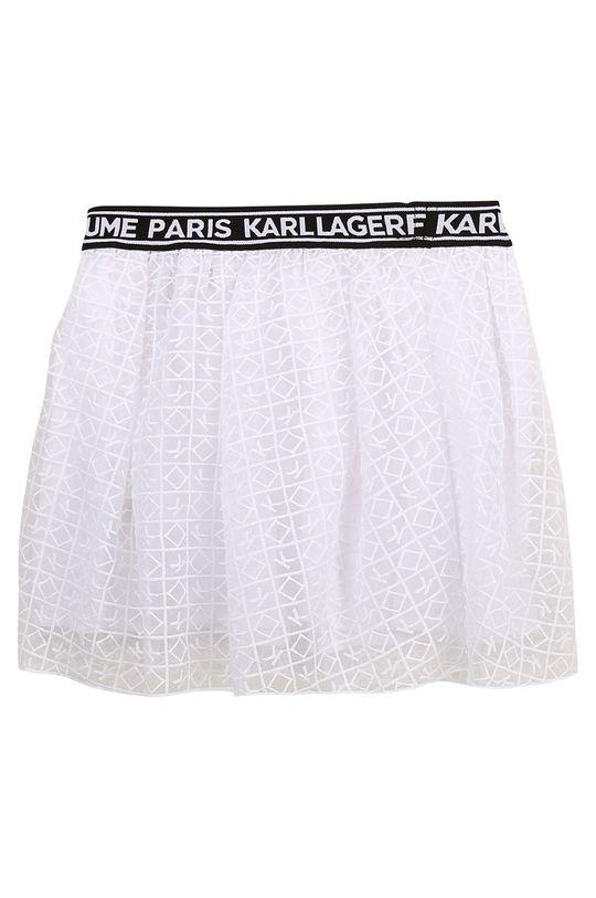Karl Lagerfeld - Spódnica dziecięca Podszewka: 100 % Wiskoza, Materiał zasadniczy: 49 % Poliamid, 51 % Poliester
