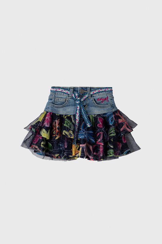 winogronowy Desigual - Spódnica dziecięca 104-164 cm Dziewczęcy