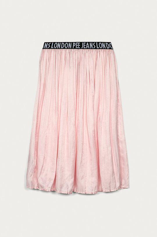 Pepe Jeans - Spódnica dziecięca Kesia 128-180 cm pastelowy różowy