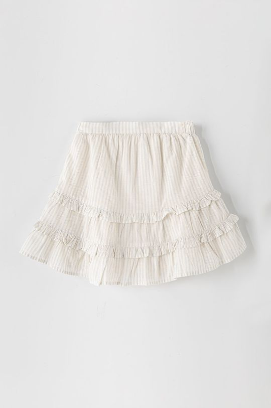 biały GAP - Spódnica dziecięca Dziewczęcy