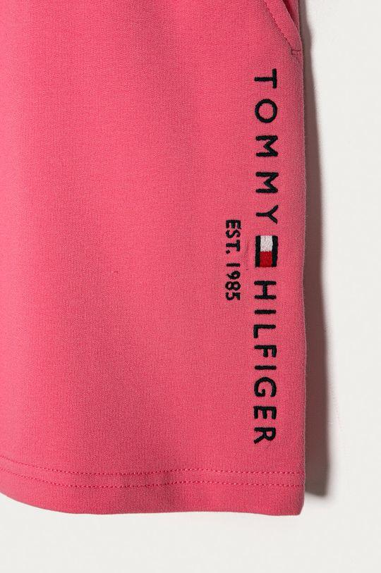 Tommy Hilfiger - Spódnica dziecięca 116-176 cm orchidea