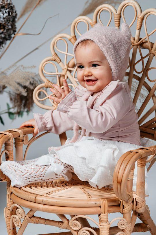 Jamiks - Spódnica dziecięca Lejdi 68-86 cm kremowy